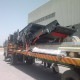 container lashing for heavy equipment